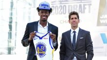 Warriors 'didn't necessarily' have James Wiseman top of draft board at first
