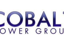 Cobalt Power Group Announces the Appointment of New President and CEO