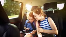 Is it ever ok to give another child a lift without the appropriate car seat?