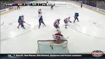 Braden Holtby Save on Marc Staal (14:57/2nd)