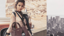 Selena Gomez's Third Coach Campaign Is Here