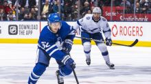 Maple Leafs issue Qualifying Offer to Denis Malgin