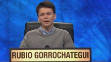 University Challenge contestant's name is a mouthful