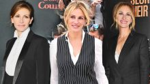 Julia Roberts's Favorite Look Is Pretty Obvious