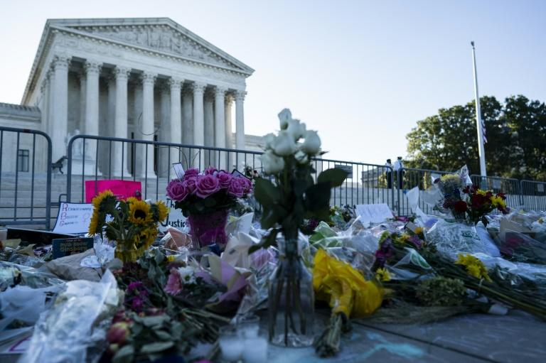 Justice Ruth Bader Ginsburg will lie in repose at the Supreme Court for two days