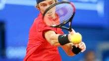 Lucky guy Rublev wins first career crown