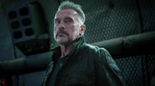 Arnold Schwarzenegger and Linda Hamilton are back in new 'Terminator: Dark Fate' photos