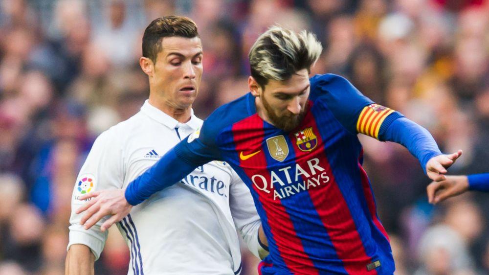 Messi x Cristiano Ronaldo: a partida dos craques