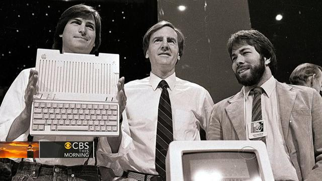 All That Mattered: Apple Computer founded 37 years ago