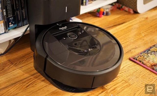 Google and iRobot team up to better map your home