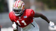 NFL rumors: 49ers' Brandon Aiyuk, Mohamed Sanu expected to play vs Jets