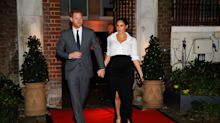 Casual y chic Meghan Markle