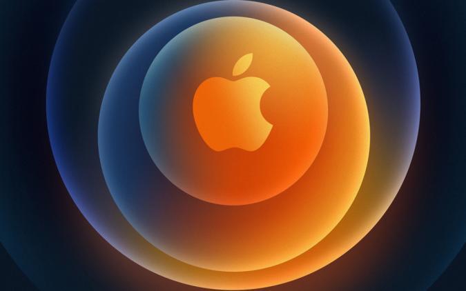 Apple iPhone 12 'Hi, Speed' event logo