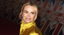 Amanda Holden reveals she was engaged at the time of 'Blind Date' appearance aged 19