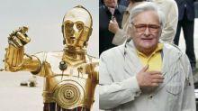 Mort de Roger Carel: l'interprète de C-3PO rend hommage à sa voix française
