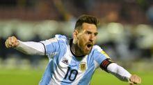 Gott hat einen Namen: Messi