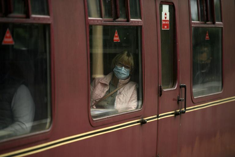 Britain overhauls virus-hit privatised rail sector