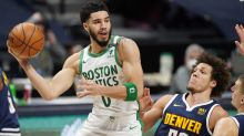 Celtics hold Nuggets to just 8 points in fourth quarter to claim wild comeback win