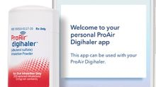 ADDING MULTIMEDIA Teva Announces FDA Approval of First and Only Digital Inhaler with Built-In Sensors – ProAir® Digihaler™ (albuterol sulfate 117 mcg) Inhalation Powder