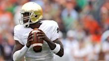 Here's the SEC rule that could prevent Malik Zaire from playing for Florida