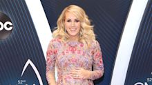 See All 11 Ways Carrie Underwood Dressed Up Her Baby Bump at the 2018 CMA Awards