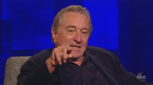 Robert De Niro warns of 'taint' on politicians who support Donald Trump