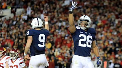 Rosy outlook: Penn State has great expectations