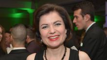 BBC newsreader Jane Hill returns to work after revealing breast cancer diagnosis