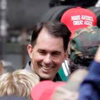 Twitter slams Scott Walker for praising Trump's visit to St. John's church during George Floyd protest