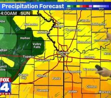 Strong, severe weekend thunderstorms possible in Kansas City. Here's what to expect