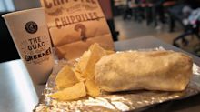 Chipotle shares fall after downgrade to sell