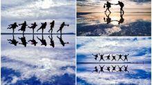 超靚日本版「天空之境」 新年旅行新目標