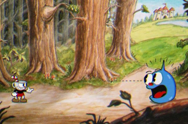Cuphead: Bringing 1930s style to 21st century games