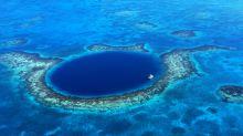 Lo más leído en 2019 |Ni monstruos, ni extraterrestres: lo que hallaron en el fondo del Gran Agujero Azul de Belice