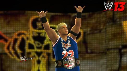 WWE 13 review: Gimme a hell yeah