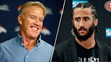 Elway makes puzzling remark about Kaepernick
