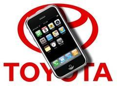 Some Toyota car audio systems not working with iPhone in Australia