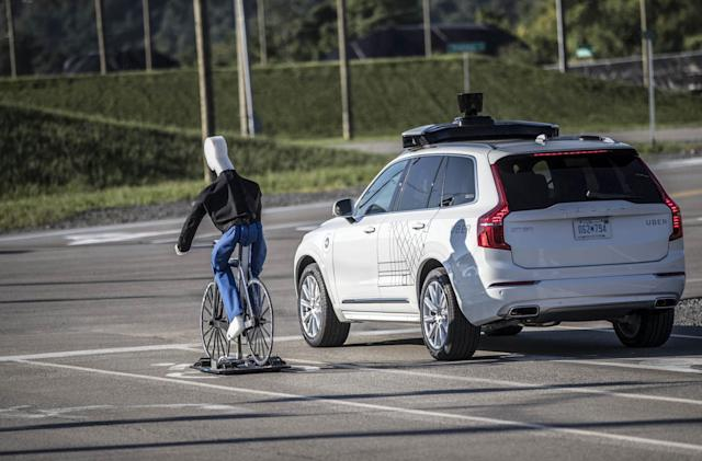 Uber starts mapping Dallas roads to aid its self-driving efforts