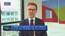 Credit Agricole: Economy improving in our main markets, F...