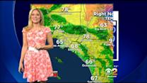 Jackie Johnson's Weather Forecast (June 2)