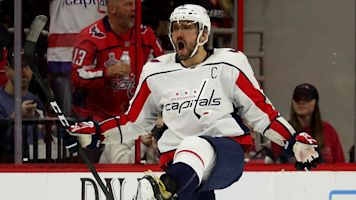 Alex Ovechkin just can't stop scoring right now
