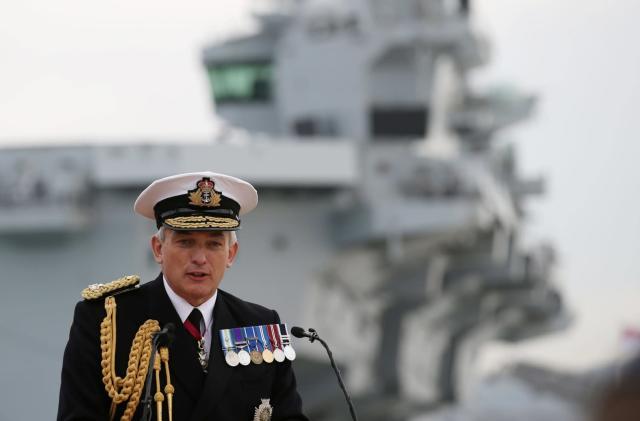 British warships will soon have Siri-like voice controls