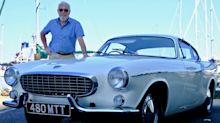 Great British Drives: A Volvo P1800 on a swashbuckling trip across England withSir Robin Knox-Johnston