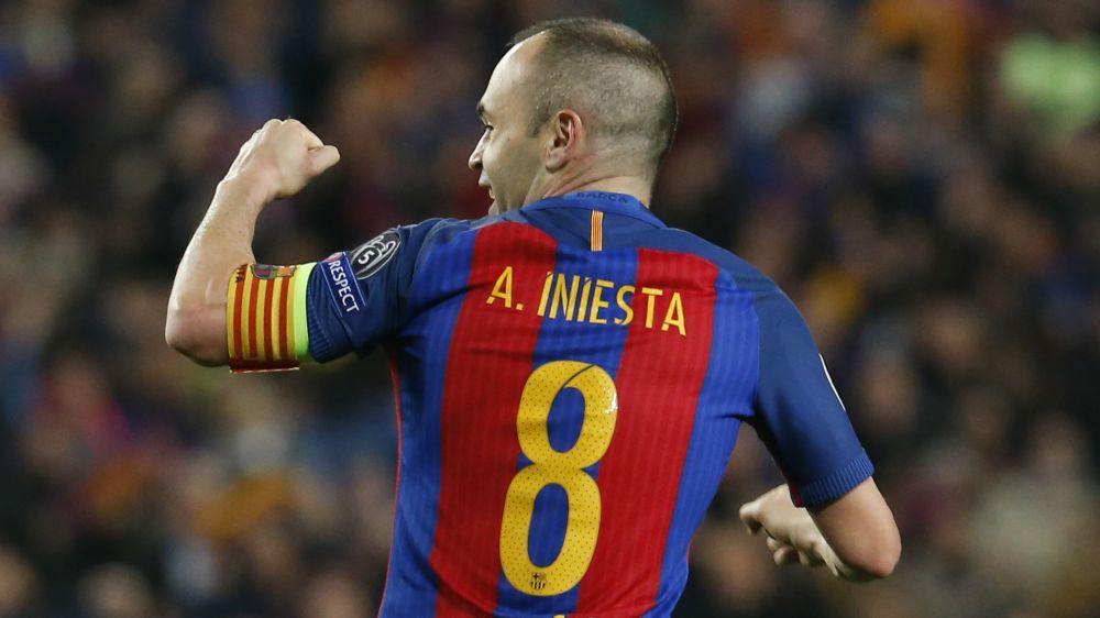 """Iniesta: """"Wollte nicht für Barca spielen"""""""