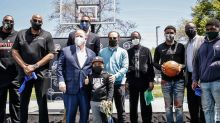 Detroit Pistons and City Of Detroit Announce June Completion For Phase III of Basketball Court Refurbishment Project; Phase IV to Begin This Summer