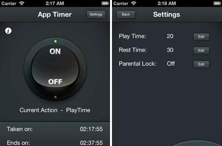 Parenting Tip: Limit screen time using Kaboom App Timer