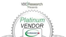 Supermicro Ranks at the Top Globally for its IoT & Edge Servers and System Solutions - Receives Platinum Award