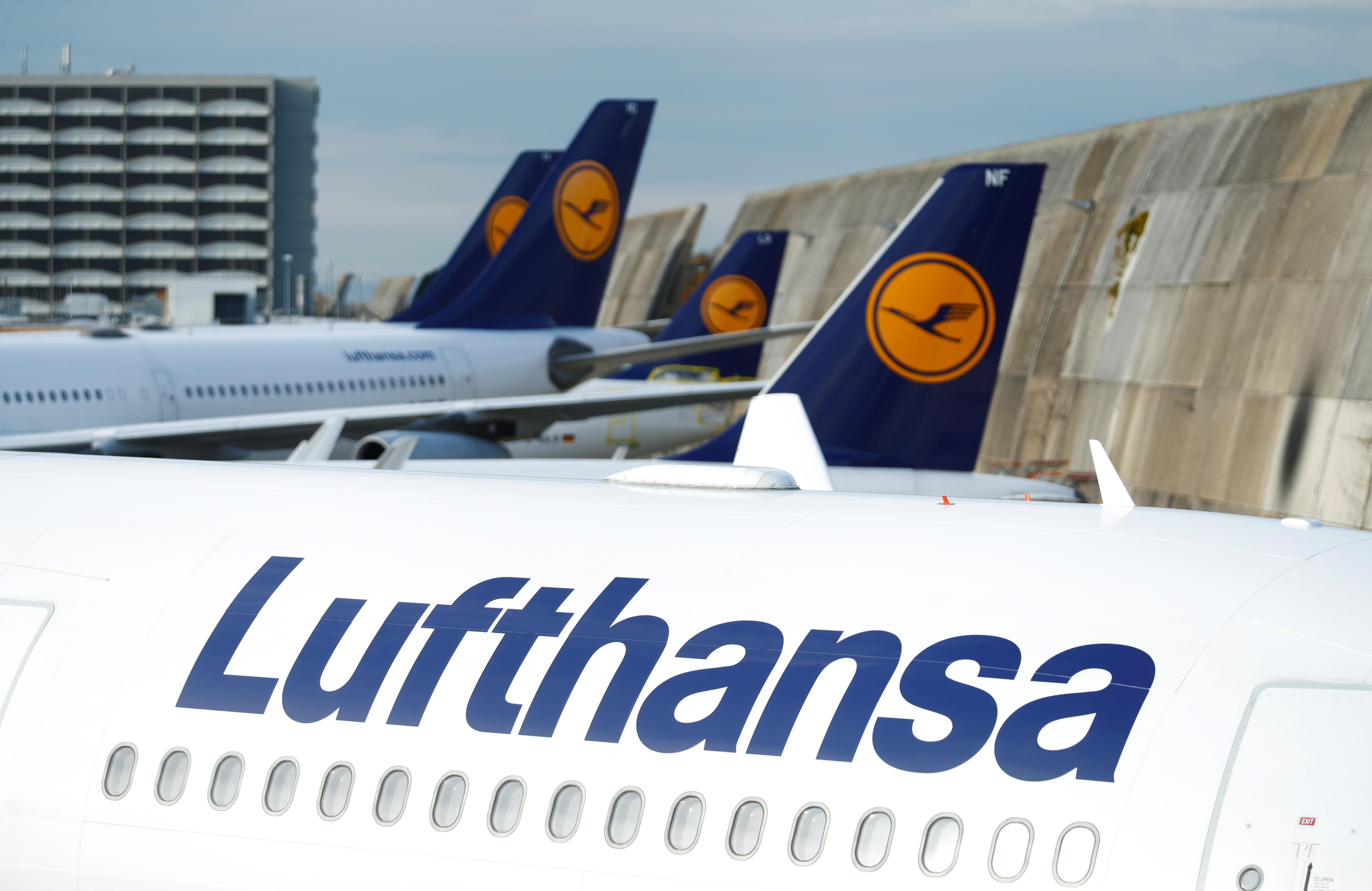 Lufthansa Flüge Von Frankfurt