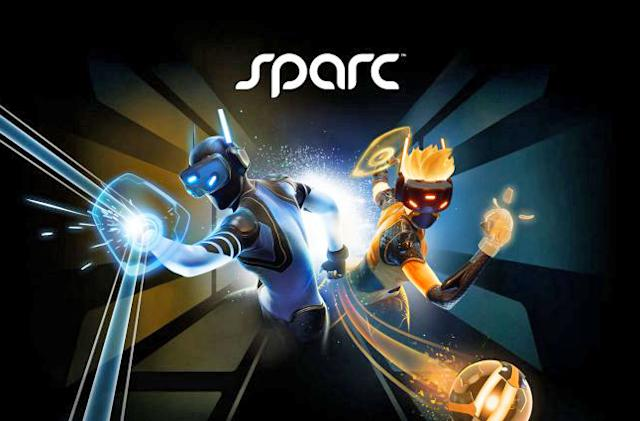'EVE: Valkyrie' studio's 'Sparc' hits PSVR on August 29th