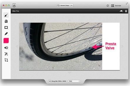 Skitch updates again, with a faster screenshot process